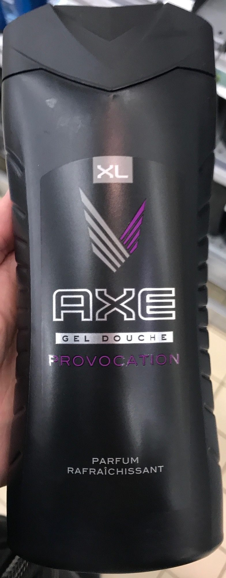 AXE Gel Douche Homme Provocation - Product - fr