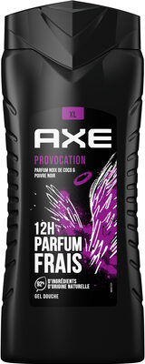 AXE Gel Douche Homme Provocation 12h Parfum Frais - Produit - fr