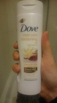 Dove mon lait cocooning - Produit
