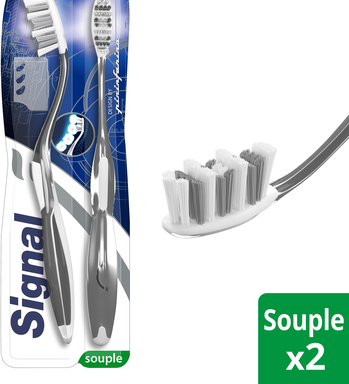 Signal Brosse à Dents Ultra Access Souple Lot de 2 - Produit - fr
