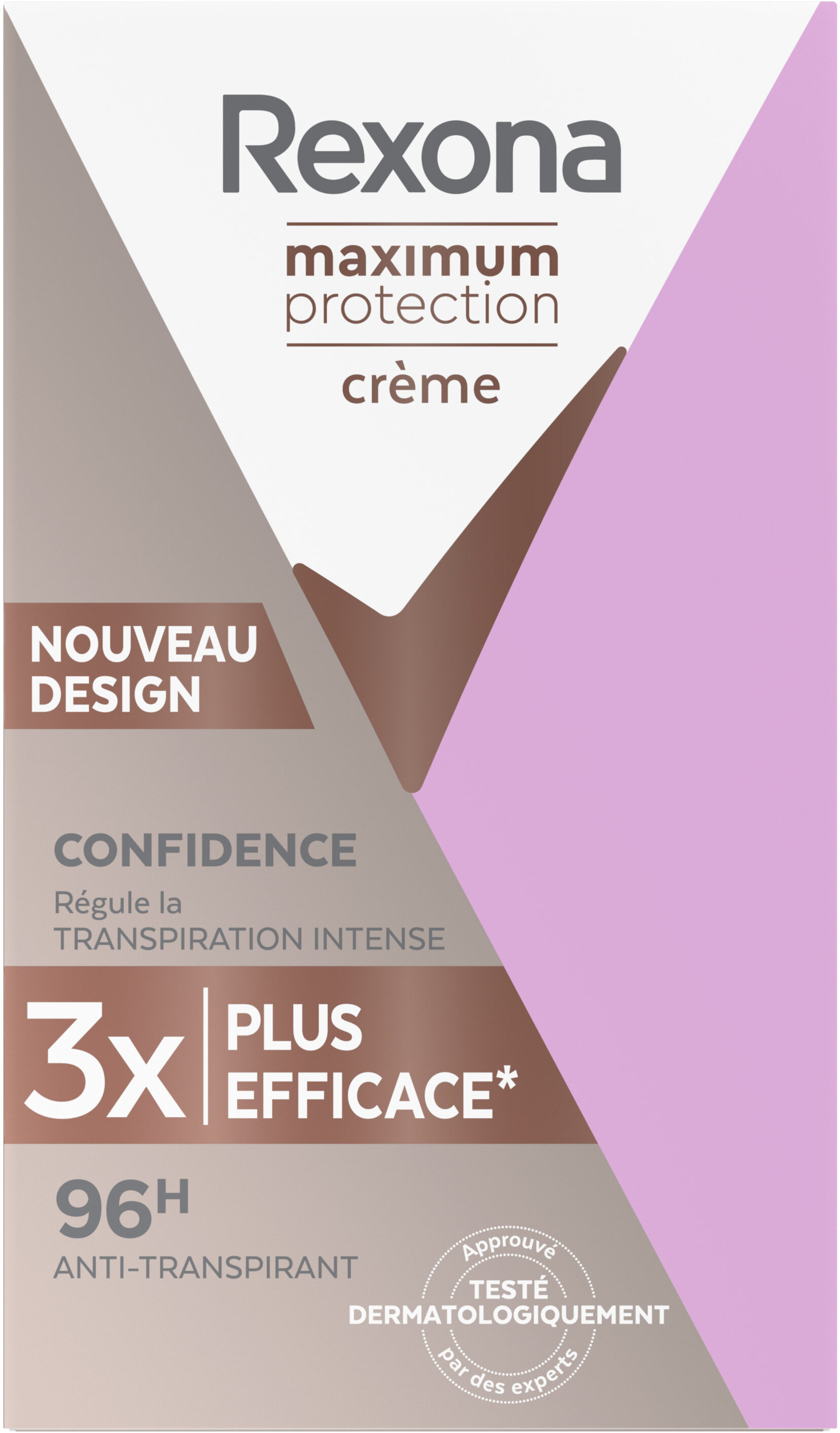 REXONA Stick Anti-Transpirant Maximum Protection Confidence - Product - fr