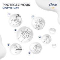 Dove Savon Lavant Antibactérien Exfoliant Doux 2x100g - Product - fr