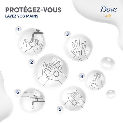 Dove Savon Lavant Antibactérien Exfoliant Doux 2x100g - Product