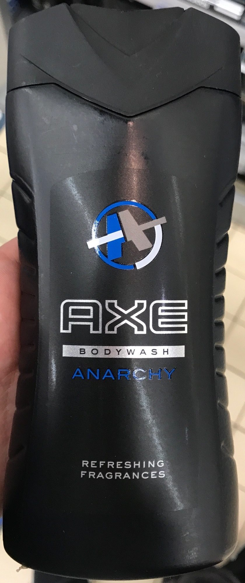 AXE Gel Douche Homme Anarchy - Product - fr