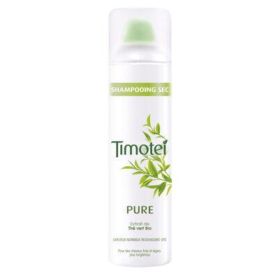 Timotei Shampoing Sec Femme Thé Vert - 4