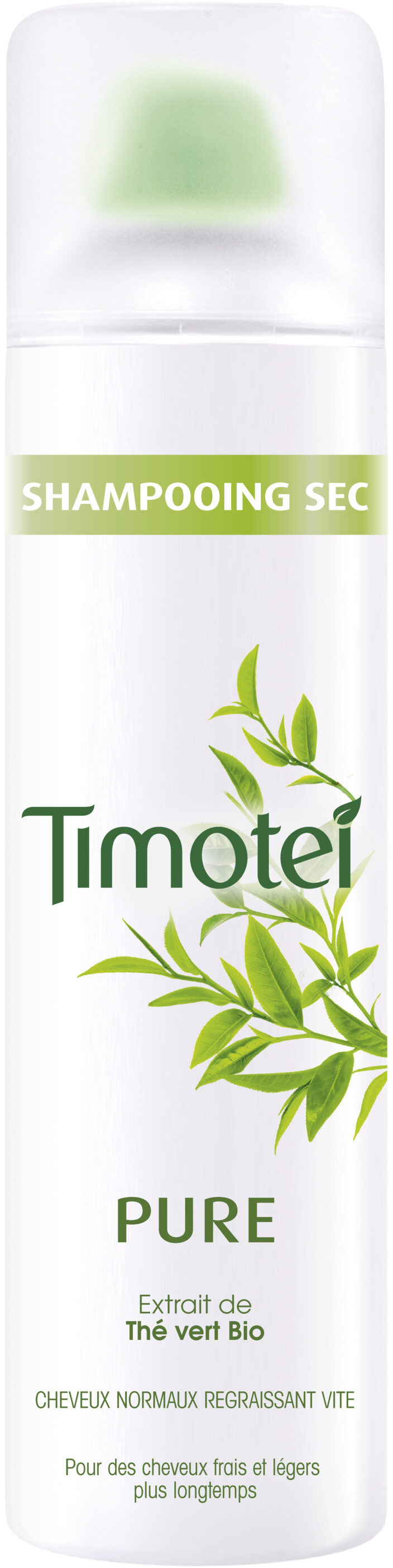 Timotei Shampoing Sec Femme Thé Vert - Product - fr