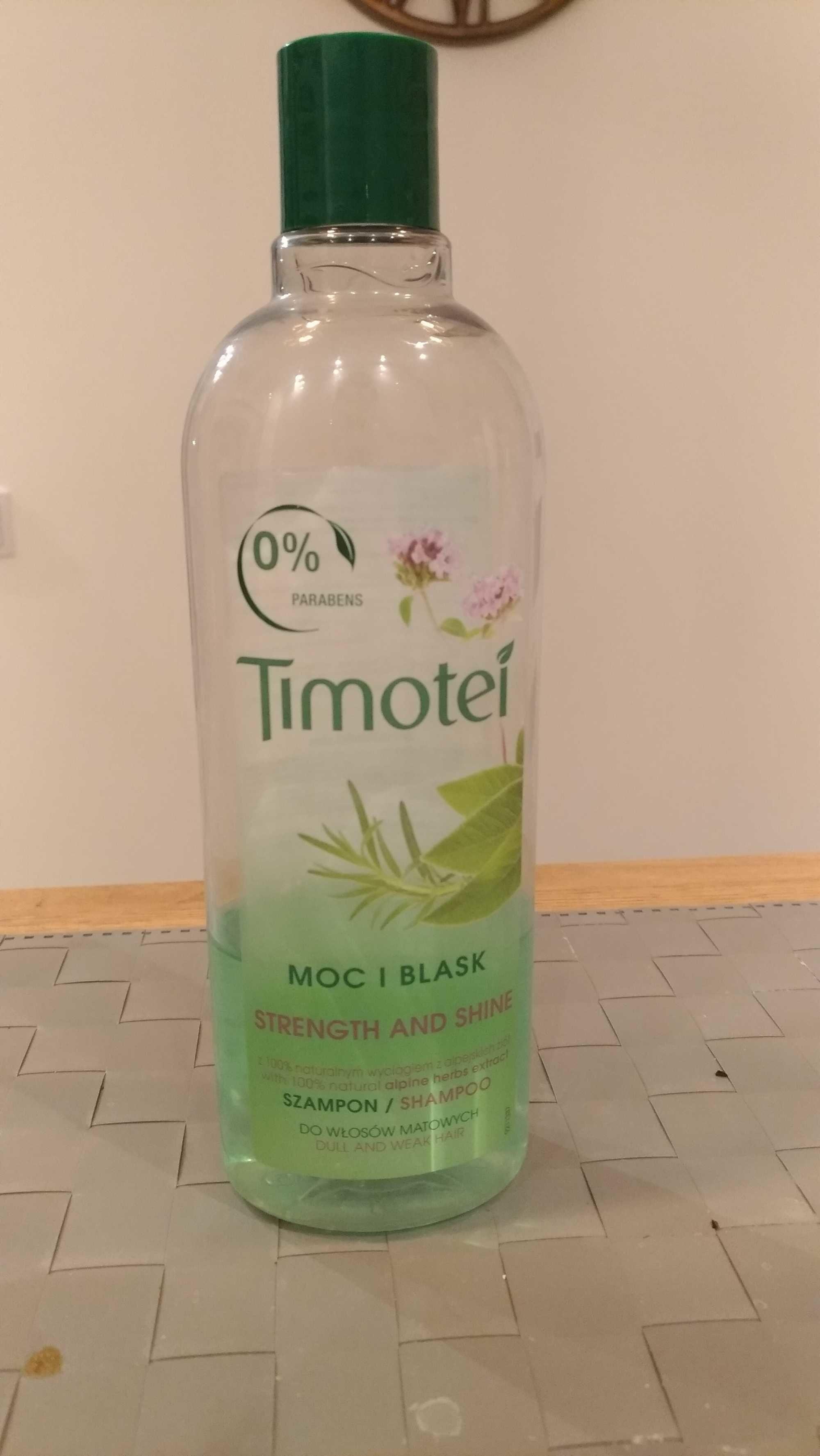 Timoteo Mochila I Blask - Product