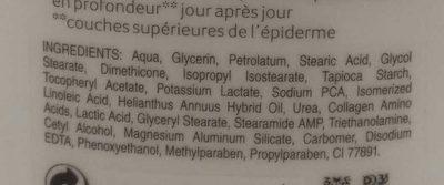 Lait pour le corps Deep Care Complex - Ingrédients - fr