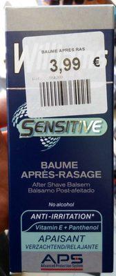 Sensitive Baume après-rasage - Product - fr