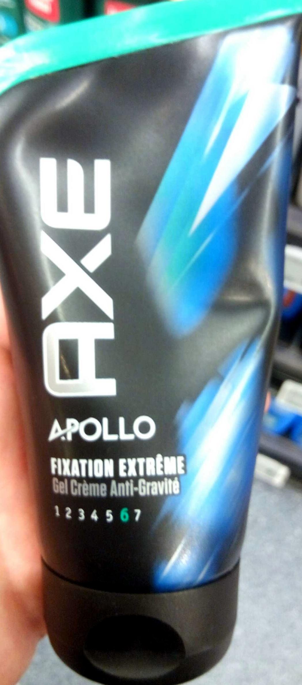 AXE Adrenaline GEL CHEVEUX Fixation Extrême Tube - Product - fr