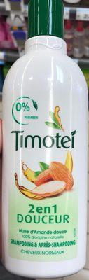 2 en 1 Douceur Shampooing & Après-shampooing - Product