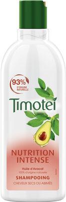 Timotei Nutrition Intense Shampoing à l'Huile d'Avocat Cheveux Secs ou Abîmés - Product - fr