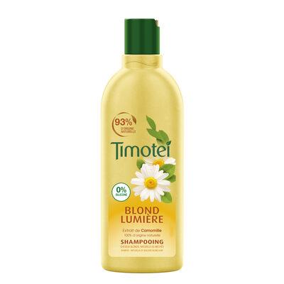 Timotei Blond Lumière Shampoing Femme à l'Extrait de Camomille - 8