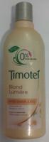 Après-Shampooing Timotei blond lumière - Produit