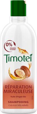 Timotei Shampoing à l'Huile d'Argan Bio Cheveux très Abimés - Product