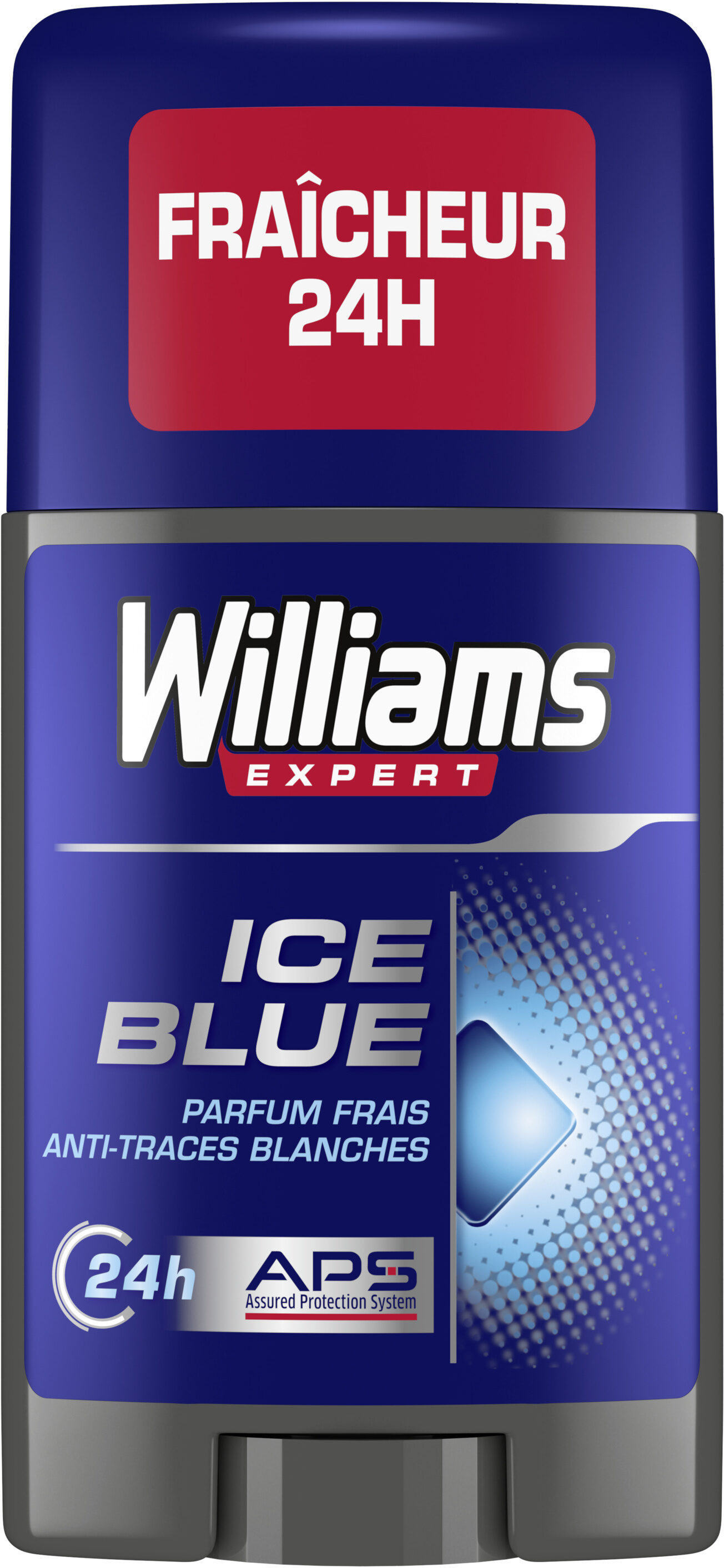 Williams Déodorant Homme Stick Ice Blue - Produit - fr