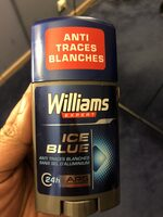 Williams Déodorant Homme Stick Ice Blue - Product - fr