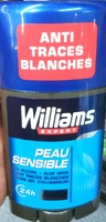 Williams Expert Peau sensible - Produit - fr