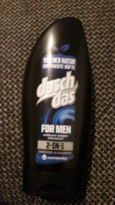 Dusch Das for Men - Product