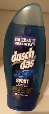 dusch das sport - Product - de