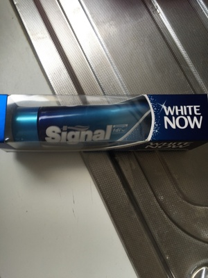 Signal Dentifrice Blancheur White Now - Product - fr
