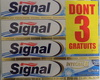 Signal Integral 8 White (Lot de 8 ) - Produit