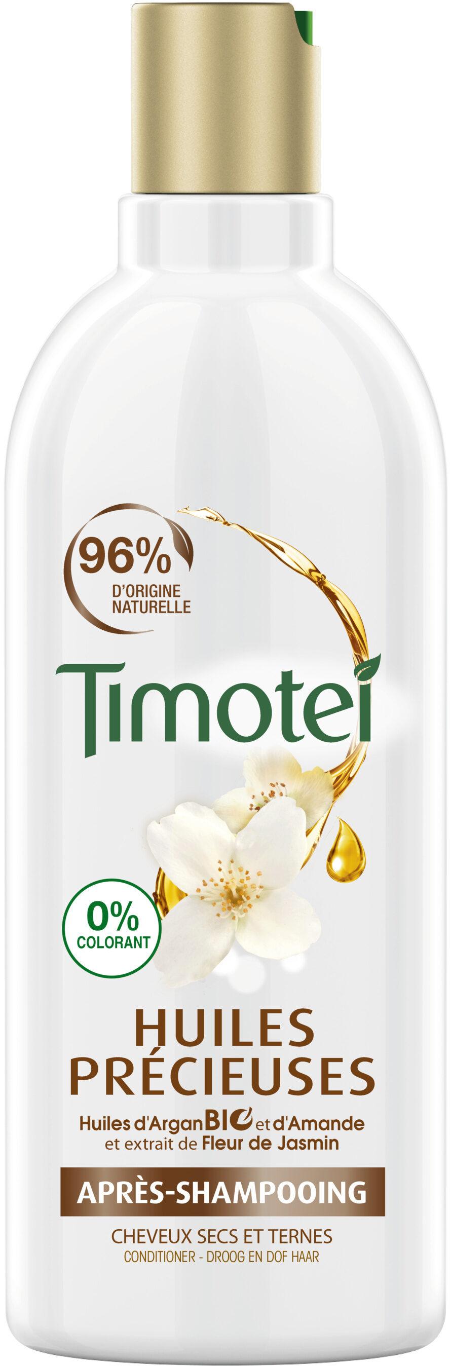 Timotei Après-Shampooing aux Huiles d'Argan Bio - Product - fr