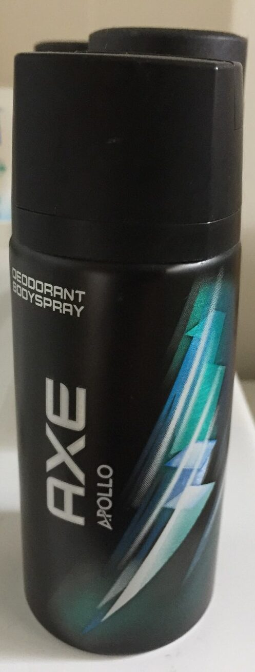 Déodorant body spray Apollo - Produit - fr