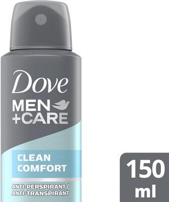 Dove Men+Care Déodorant Homme Spray Clean Comfort - Produit - fr