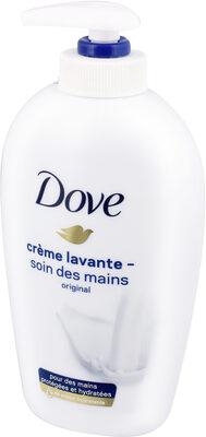 Dove Crème Lavante Pompe Soin des Mains Original - Product - fr