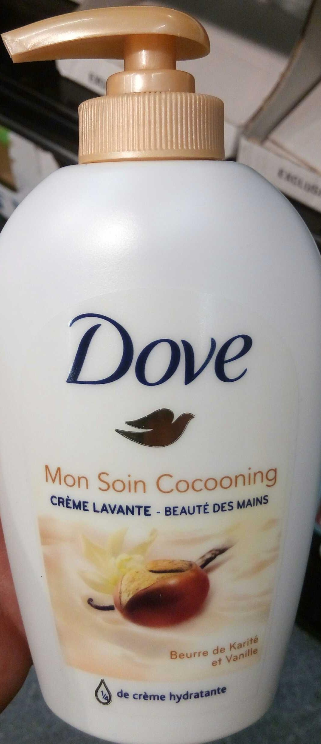 Mon soin cocooning - crème lavante beauté des mains - Product