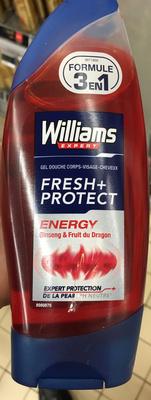 Williams Gel Douche Homme 3 en 1 Energy - Product