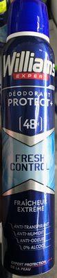 Déodorant Protect+ 48H Fresh Control - Produit