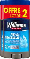 Williams Déodorant Homme Stick Ice Peau Sensible 75ml - Product - fr