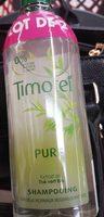 Timotei Shampoing Extrait de Thé Vert Bio Cheveux Normaux - Produit - fr