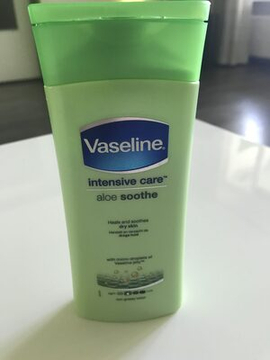 Intensive care aloe soothe - Product