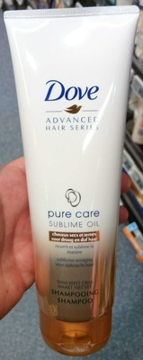 Advanced Hair Series Pure Care Sublime Oil - Product