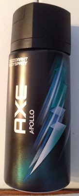 Axe Apollo body spray - Product