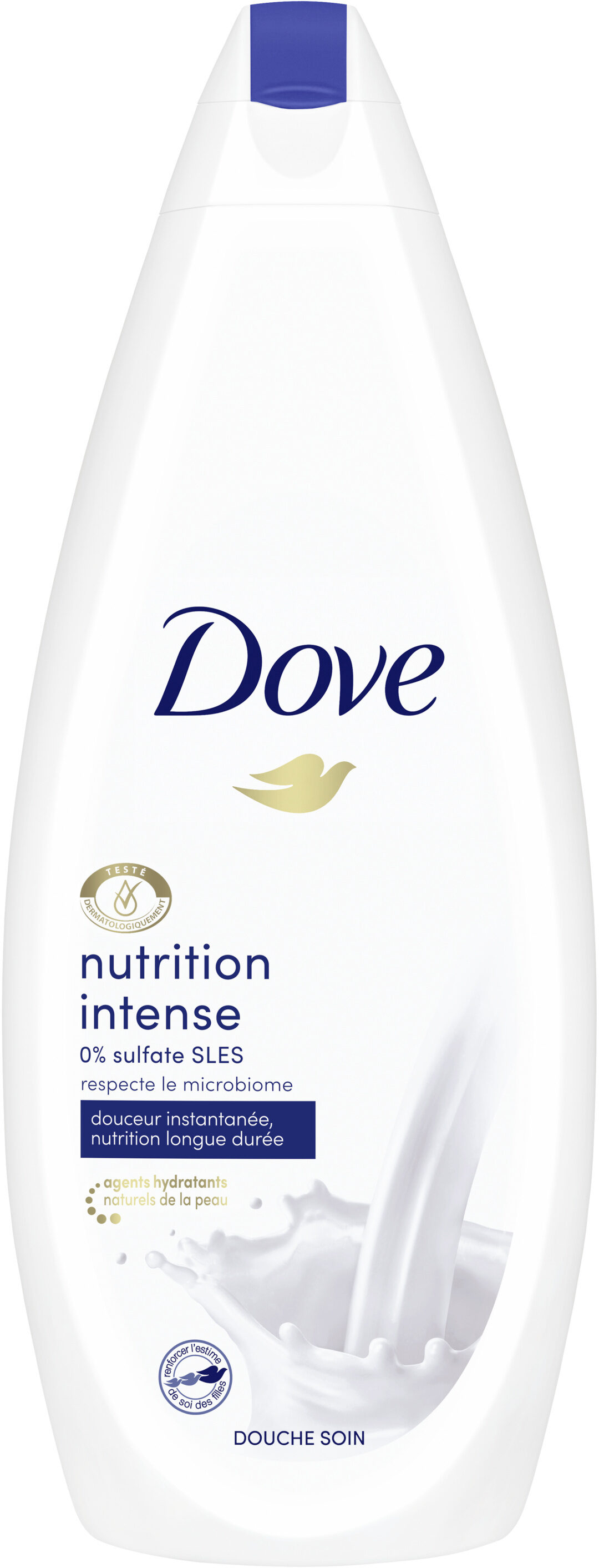 Dove Gel Douche Nutrition Intense - Product - fr