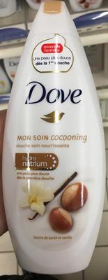 Mon soin cocooning beurre de karité et vanille - Product - fr