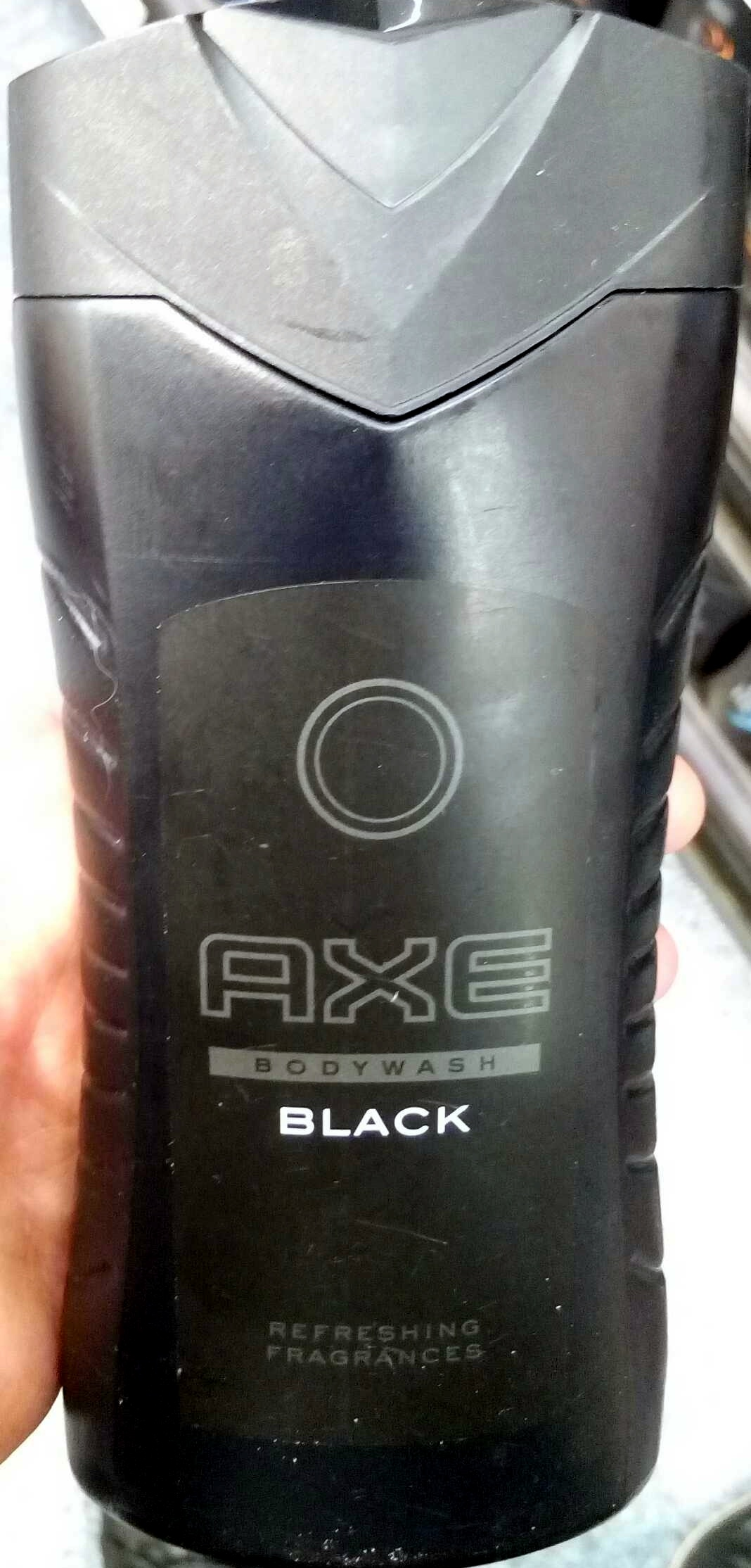 Axe black - Product