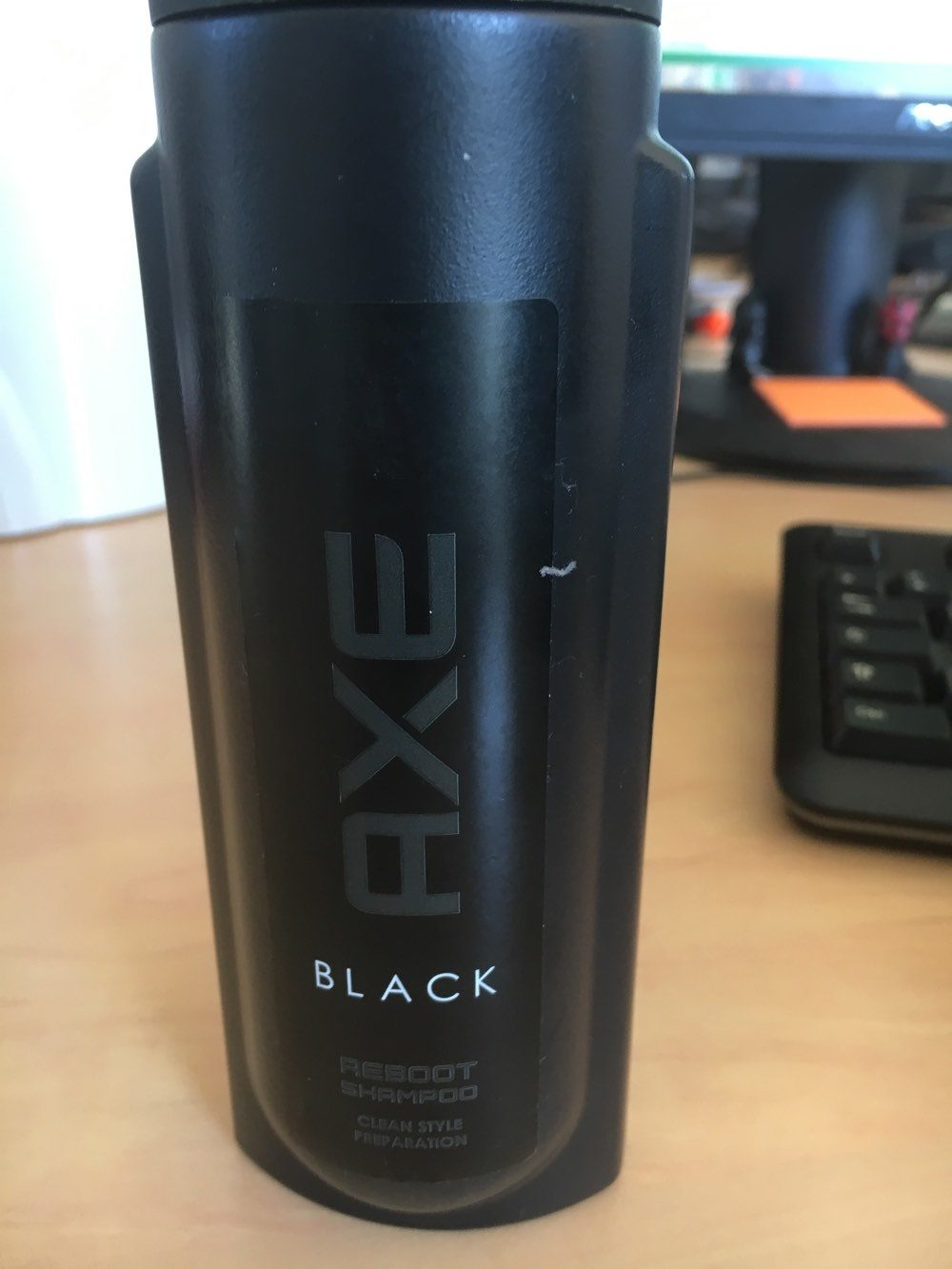 Axe Black Shampoing - Product - fr