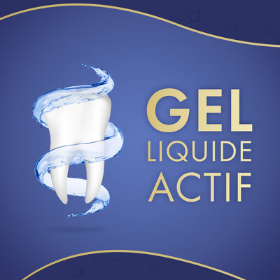 Signal Bain de Bouche Gel Liquide Actif White Now Gold - Product - fr