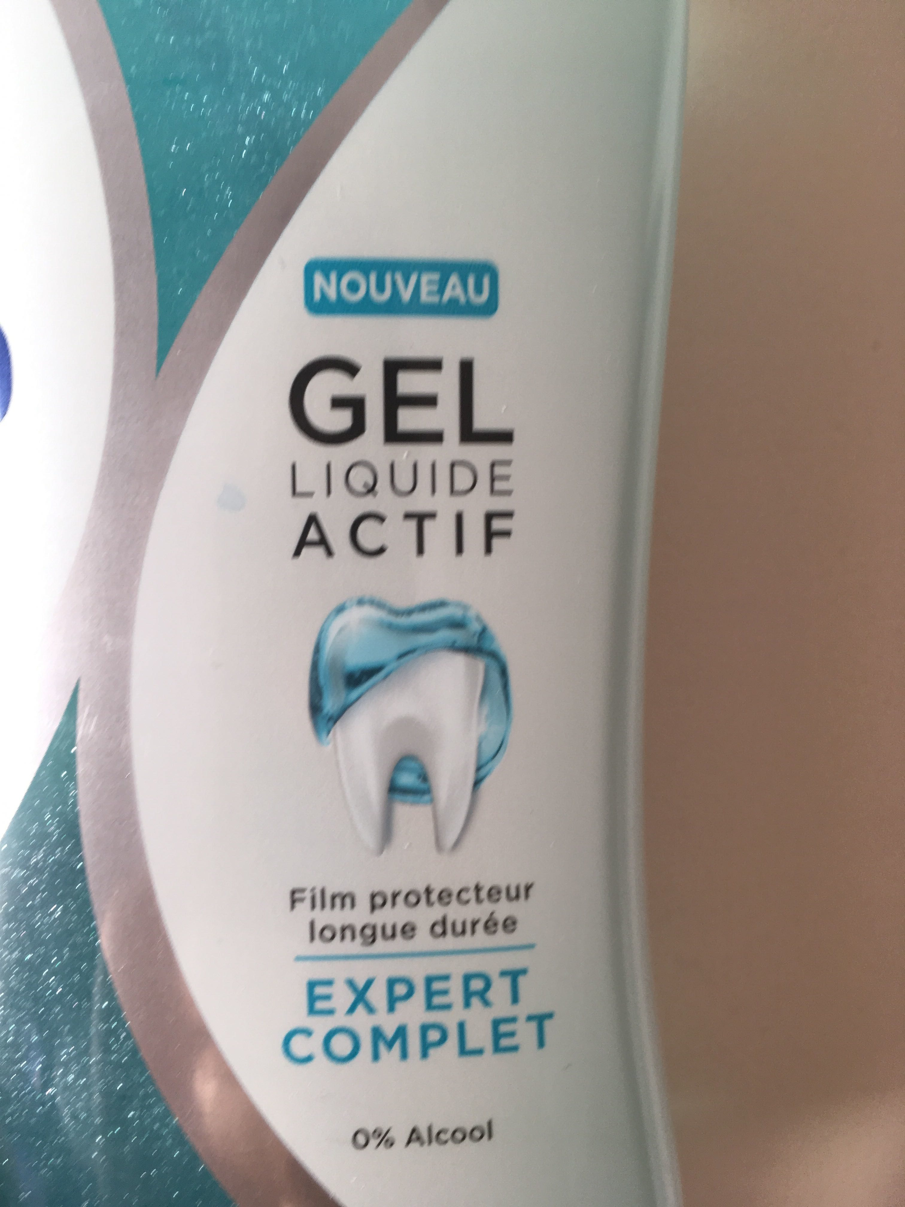 Signal Gel Liquide actif - Produit