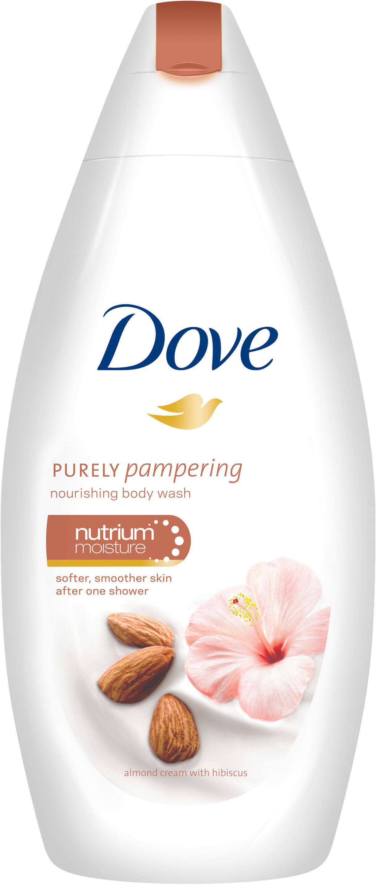 Dove Gel Douche Amande et Hibiscus - Product - fr