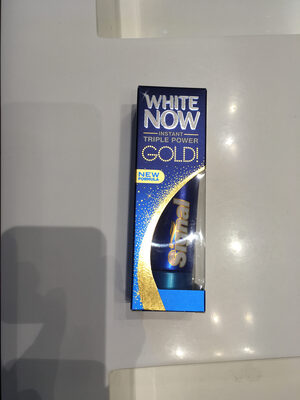 White Now Gold - Produit