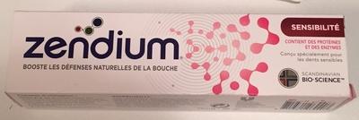 Zendium Sensibilité - Produit