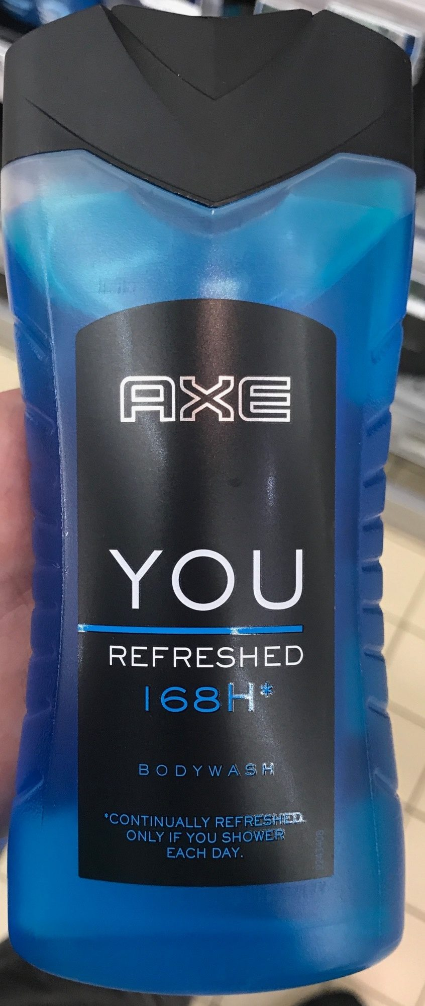 You Refreshed 168H Bodywash - Product