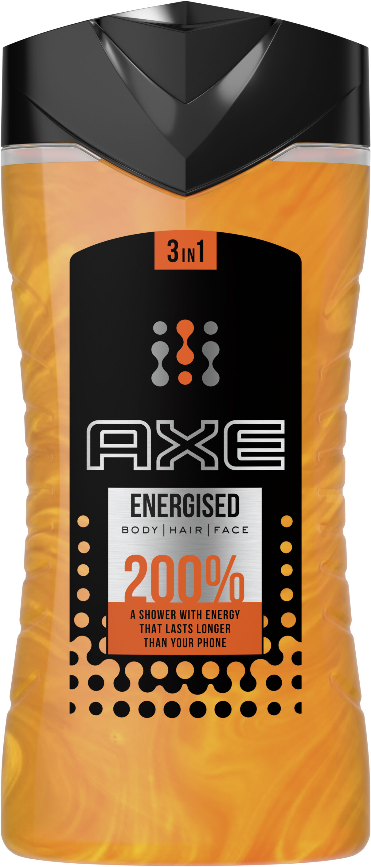 AXE Gel Douche 3en1 YOU Energised - Product - fr