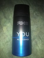 Axe You Refreshed Déodorant Spray - Product